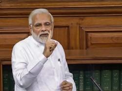 Modi Lies In Parliament Hashtag Trending In Twitter