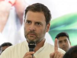 Rahul Gandhis Pop Quiz On Twitter