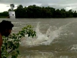 One Person Goes Missing In Kapila River