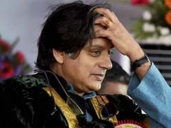 Shashi Tharoor Sued In Kolkata For Hindu Pakistan Jibe