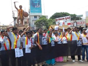 'ಕನ್ನಡಿಗರ ಸಹನೆ ಪರೀಕ್ಷೆ ಮಾಡಬೇಡಿ', ಎಚ್ಚರಿಕೆ..