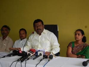 ಜೆಡಿಎಸ್ ಪಾದಯಾತ್ರೆ ಪ್ರಚಾರದ ಗಿಮಿಕ್: ಮುನೇನಕೊಪ್ಪ