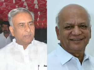 ಪರಿಷತ್ ಸಭಾಪತಿ ಸ್ಥಾನ: ಹೊರಟ್ಟಿ vs ಎಸ್ ಆರ್ ಪಾಟೀಲ್