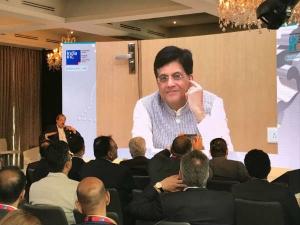 4 ವರ್ಷಗಳಲ್ಲಿ ಭಾರತದ ಆರ್ಥಿಕತೆಗೆ ಭದ್ರ ಅಡಿಪಾಯ: ಪಿಯೂಷ್ ಗೋಯಲ್