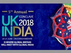 ಇಂಡಿಯಾ ಇಂಕ್ನಿಂದ 'ಯುಕೆ-ಇಂಡಿಯಾ ವೀಕ್ 2018'