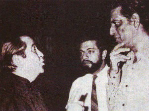 Girish Karnad As Director Of Ftii Pune