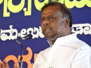 Minister H Anjaneya Dalit Artists Miss Akka Sammelana