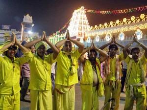 Aadhar Card Must Pilgrims Get Privileged Darshan Tirupati