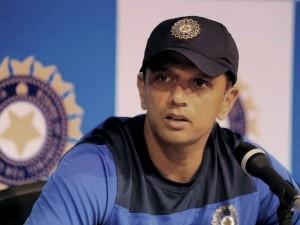 Rahul Dravid Not Available Senior Team Confirms Coa