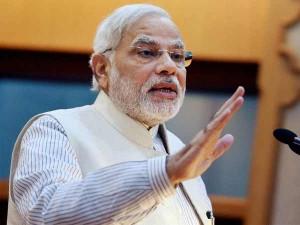 Narendra Modis Comment On Earthquake Irks Opposition Lok Sabha