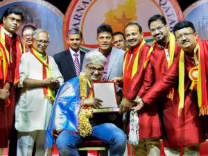 Shiva Rajkumar Graces Kannada Rajyotsava In Qatar