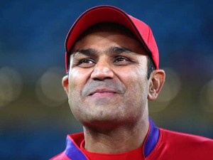 Sehwag Blames Wife Missing Sachin S Movie Premiere With Funny Tweet