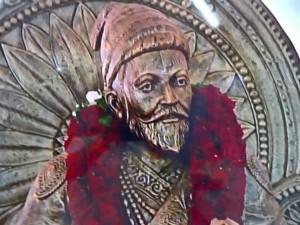 Pm Modi Lays Foundation Stone Shivaji Memorial