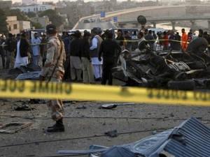 Deadly Blast In Pakistan S 22 Lost Life