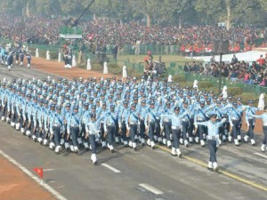 Republic Day Observance Of The Security Of The Republic In Bengaluru