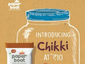 Paper Boat Forays Into Traditional Foods Introduces Chikki