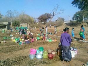 Jenu Kadu Kuruba Colony People Frustrated With Poor Infrastructure