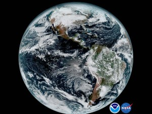 Goes 16 Sends Back Stunning Earth Images