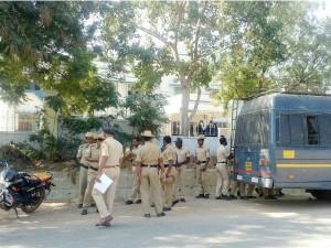 Navalagunda Bandh More Than Thousand Police Deployed