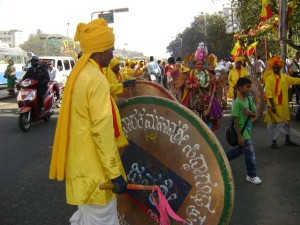 Kalageri Jaggalige Folk Artist Perform On Rajpath On Republic Day