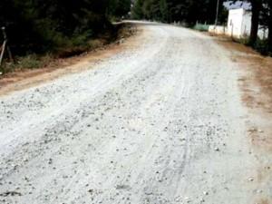 Bommanahalli Arakalavadi Road Works Not Completed In Eight Months In Chamarajanagar