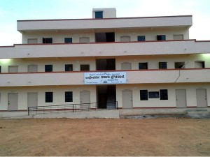 High School Building Become Immoral Activities