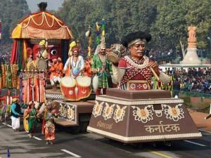Karnataka Folk Dances Toys Tableaux Will Participate 2017th Republic Day Parade At Rajpath