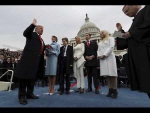 Trump S Era Begins In America
