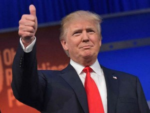 Donald Trump Takes Oath As 45th President United Stats America