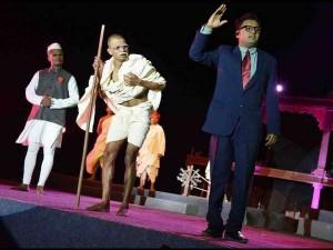 Information Department Produced Bharata Bhagya Vidhata Program Win The Audience S Mind