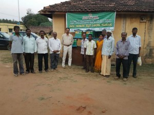 The Forest Department Encourage To Give The Honey Boxes To Farmers In Kodugu