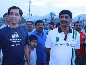 Ramanagara Marathon To Conserve Water
