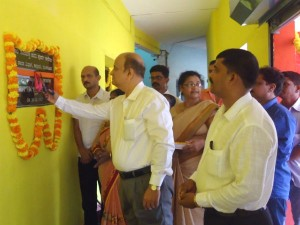 Mangaluru Kavooru High School Re Inaugurated