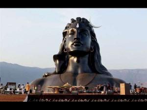 Narendra Modi Unveil Adiyogi Statue In Coimbatore Beautiful Photos Are Here