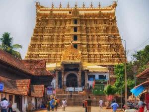 Fire Near Padmanabhaswamy Temple Kerala Godown Gutted