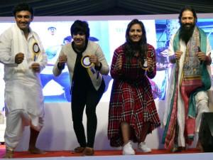 Phogat Sisters Who Inspired To Dangal In Bengaluru