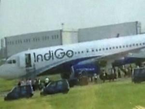 Passenger Opens Safety Door Major Security Breach In Indigo Flight