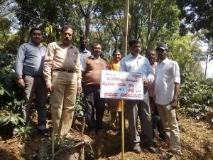 Encroachment Land Of Tata Coffee Recovered In Kodagu