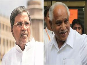 Yeddyurappa Siddaramaiah War Of Words Will Send Siddu To Jail Bsy
