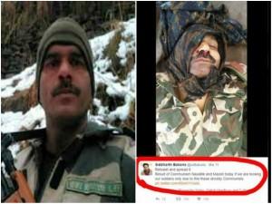 Tej Bahadur Yadav Is Alive Jawan S Wife Bsf Dismiss Death Hoax