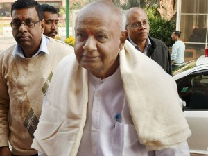 There Are Several Issues To Discuss Rather Cow Slaughter Hd Deve Gowda
