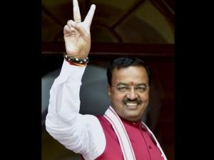 Uttar Pradesh Bjp Chief Keshav Prasad Maurya Admitted To Icu