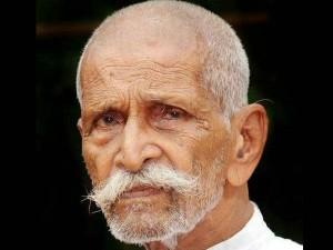 Freedom Fighter K P Madan Master Passes Away
