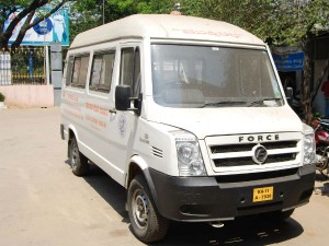 There Is No Government Mortuary Vans In Mandya