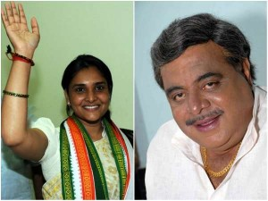 Star Campaigners Of Congress Ramya And Ambaresh Missing In Nanjangud Campaign