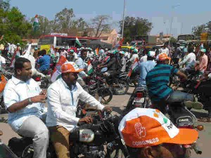 Case Registered Against 300 Bikers Participated A Rally In Gundlupete
