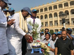 Give Priority The Use The Limited Water Says Cm Siddaramaiah