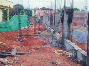 First Ever Advanced Indore Tennis Court Is Under Construction In Udupi