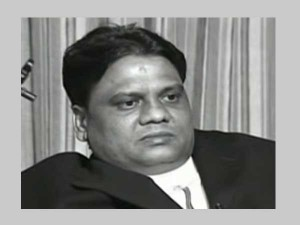 Fake Passport Case Seven Years Jail For Chhota Rajan