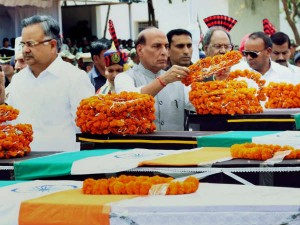 Grieved Families Of Sukma Bravehearts Demand Justice